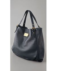 Marc By Marc Jacobs - Blue Classic Q Shop Girl Tote - Lyst