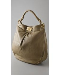Marc By Marc Jacobs - Green Classic Q - Hillier Hobo - Lyst