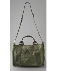 Marc By Marc Jacobs - Green New Standard Supply Small Messenger Bag - Lyst