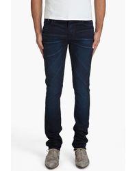 Nudie Jeans | Blue Grim Tim Dark Shine Jeans for Men | Lyst