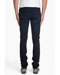 Nudie Jeans - Blue Grim Tim Dark Shine Jeans for Men - Lyst
