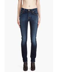 Nudie Jeans | Blue Grim Tim Dark Night Jeans | Lyst