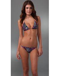 Brette Sandler Swimwear | Multicolor Sarah Chain Bikini | Lyst