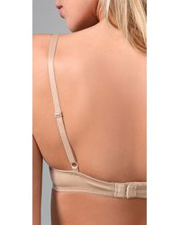 Calvin Klein - Natural Perfectly Fit Flirty Push Up Bra - Lyst