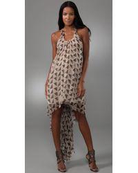 Kirrily Johnston | Black Apocalypto Harness Dress | Lyst