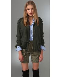 Madewell | Green Windy Day Jacket | Lyst