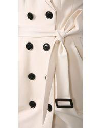 Nanette Lepore - White Casino Royale Dress - Lyst