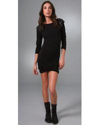 Pencey | Black Twist Dress | Lyst