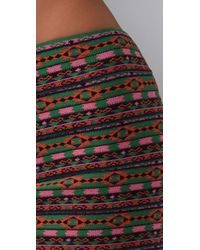 Pleasure Doing Business | Multicolor 7 Band Mini in Aztec | Lyst