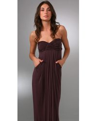 Rachel Pally - Purple Long Fortuna Dress - Lyst