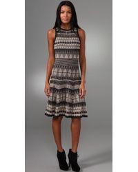 Rachel Roy | Blue Sleeveless Knit Dress | Lyst