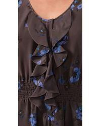 Rebecca Taylor | Gray Tutu Dress | Lyst