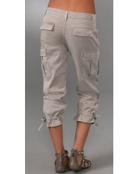 Rich & Skinny - Gray Cool Cargo Pants - Lyst