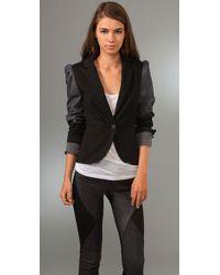 Superfine | Black Her Jacket | Lyst