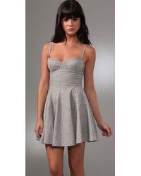 Vena Cava - Gray Badwater Dress - Lyst