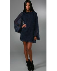 Winter Kate | Blue Dixie Dress | Lyst