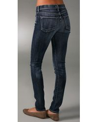 Citizens of Humanity | Blue Thompson Ultimate High-rise Skinny Jean | Lyst