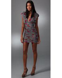 Jill Stuart | Pink Reba Dress | Lyst