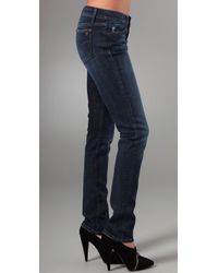 Joe's Jeans - Blue Cigarette Straight Leg Jeans - Lyst