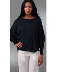 Joie - Blue Cosabella Dolman Sweater - Lyst