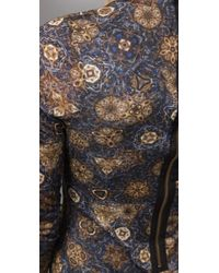 Torn By Ronny Kobo   Blue Tara Flat Diamonds Dress   Lyst
