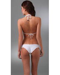 Inca | White Vivienne Bikini | Lyst