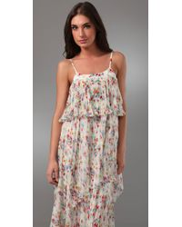 Jill Stuart | Multicolor Maddie Long Dress | Lyst