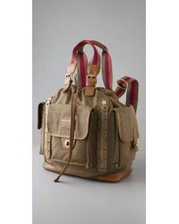 Marc By Marc Jacobs - Green New Army Handhack Tote - Lyst