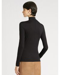 Akris Punto | Black Wool Jacket | Lyst