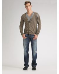 Dolce & Gabbana - Blue Straight-leg Vintage Jeans for Men - Lyst