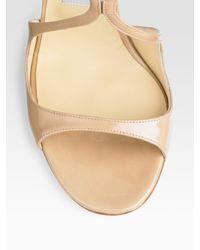 Etro - Brown Diamond Weave Stretch Faille Capris - Lyst