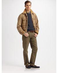 Polo Ralph Lauren | Green Horner Twill Sportcoat for Men | Lyst