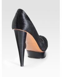 See By Chloé - Black Ankle Zip Pants - Lyst
