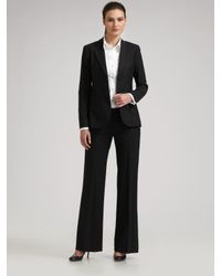 Theory | Black Rory Two-button Blazer | Lyst