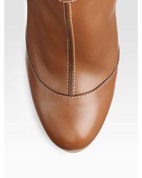 Christian Louboutin - Brown Et Dun Plato Ankle Boots - Lyst