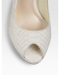 Dior | White Short Sleeve Cardigan | Lyst