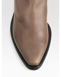 Givenchy | Brown Audrey Tall Boots | Lyst