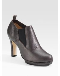Repetto | Black Kiss High-heel Ankle Boots | Lyst
