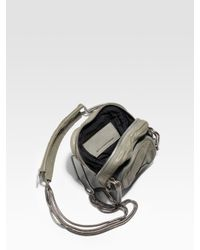 Alexander Wang | Black Brenda Mini Leather Camera Bag | Lyst