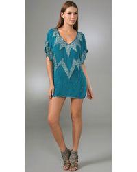 Antik Batik | Green Dada Beaded Dress | Lyst