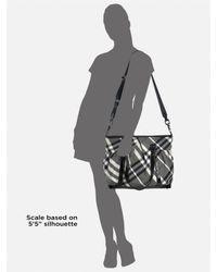 Burberry | Black Diaper Tote Bag | Lyst