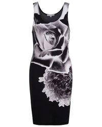 Jonathan Saunders | Black Odet Jersey Maxi Dress | Lyst
