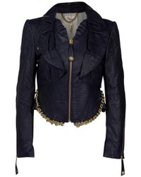 Temperley London | Blue Zelah Jacket | Lyst