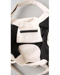 Twelfth Street Cynthia Vincent - White Studded Grocery Bag - Lyst