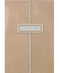 Michael Kors | Brown Hadley Darrington Large Leather Tote | Lyst