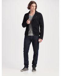 Converse | Black Chuckin Slim-fit Jeans for Men | Lyst