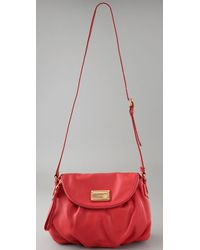 Marc By Marc Jacobs - Red Classic Crossbody Bag - Lyst