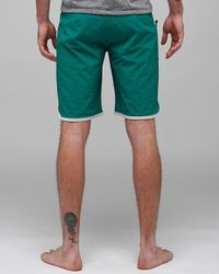 RVCA - Green Eastern Trunk for Men - Lyst
