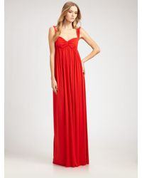 Rachel Pally | Natural Milly Maxi Dress | Lyst