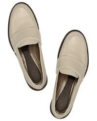 Marni | Black Leather Penny Loafers | Lyst